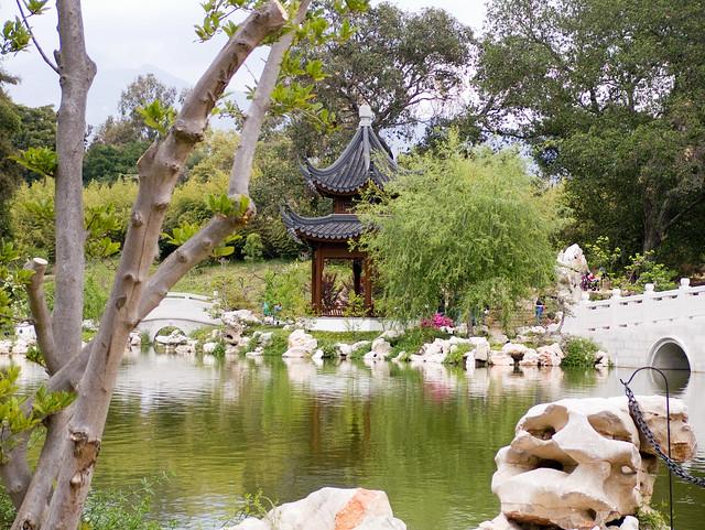 Chinese Garden Pagoda Flickr Photo Sharing
