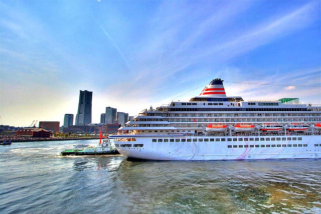 Cruise Ship HDR - 13