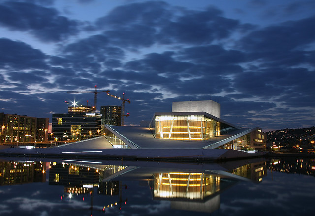 The Opera House, Oslo - Norway