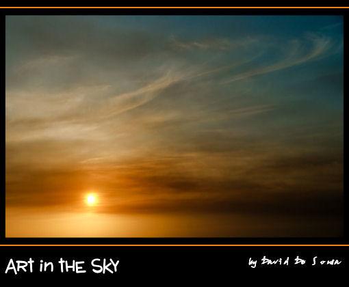 Art in the Sky / Arte Celestial