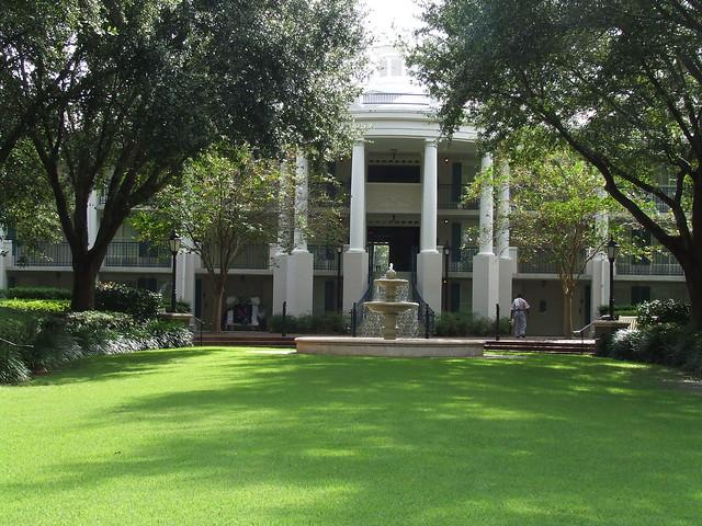 Port Orleans Riverside Oak Manor Flickr Photo Sharing