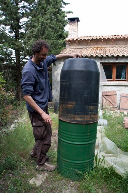 La maison autonome au bord du lac 02  Le système de bio