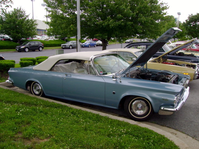1964 Chrysler 300k Convertible Flickr Photo Sharing