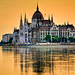 Glowing Parliament - Budapest, Hungary by 10mmm