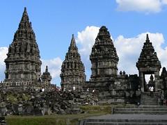 Prambanan near Yogyakarta (Indonesia 2009)