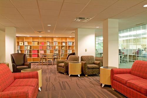 Quiet Reading Room