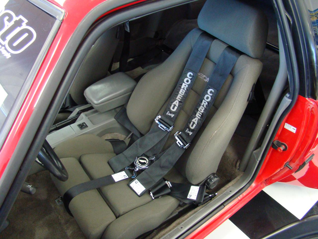 JBA Team Dominator GTA Recaro Racing Seats