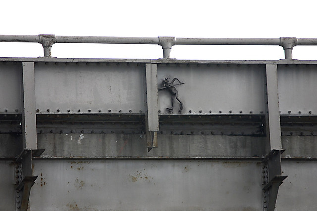 Bay Bridge Gargoyle / Troll