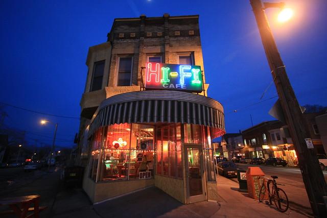 Hi Fi Cafe