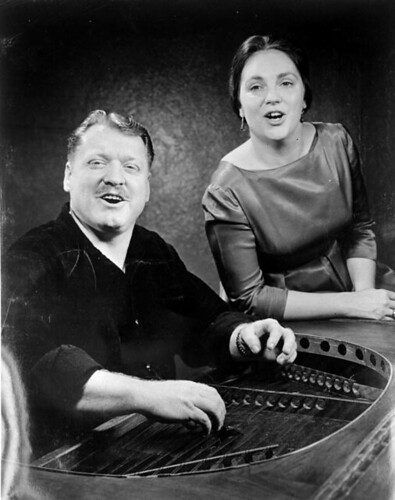 Portrait of Bob and Evelyne Beers