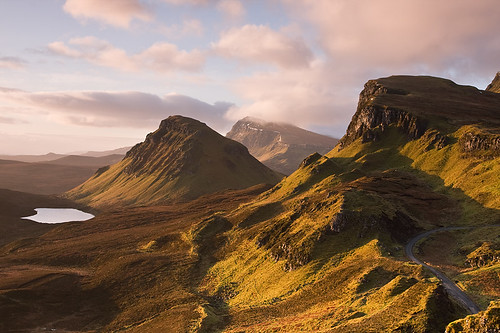 First Light - Isle of Skye
