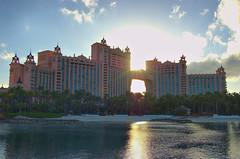 Atlantis at sunset (hdr)