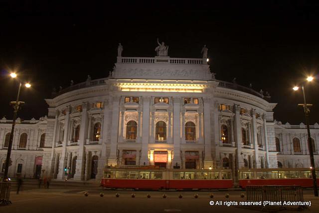 Burgtheater - Vienna - Austria