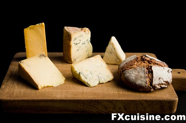 British Cheese | Full article on fxcuisine com/default asp