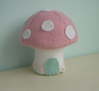 Easter mushroom two!