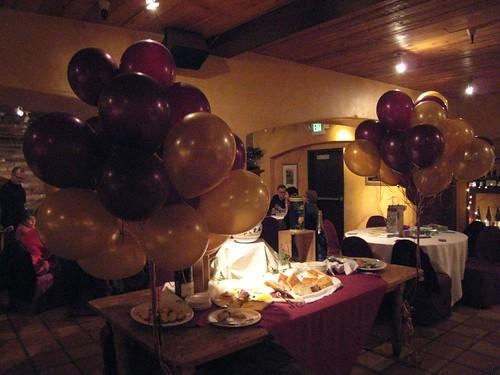 John Steinberg's Birthday Party, balloons, … IMG_7884
