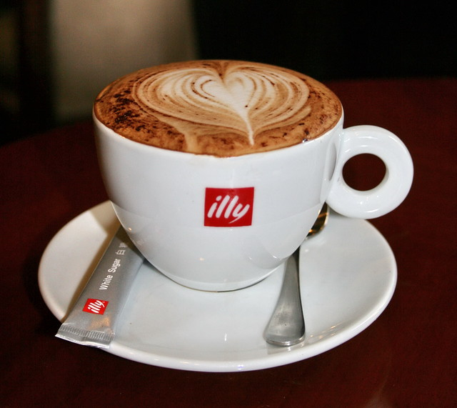 Illy Coffee Cafe Filtre
