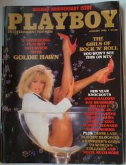 Playboy, January 1985