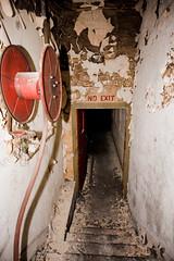 Barnton Quarry Bunker 6