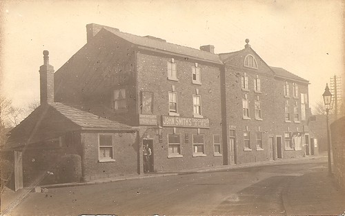 Woodman Inn, Halton, Leeds, West Yorkshire - 1922