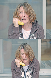 bad news over banana phone