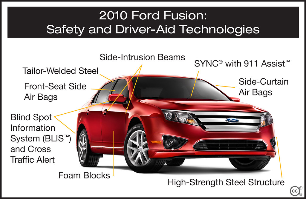 2010 Ford Fusion Safety Features Flickr Photo Sharing