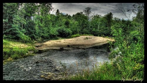 nature creek val hdr g7 caron whitson paintnet photomatix valcaron greatersudbury whitsoncreek