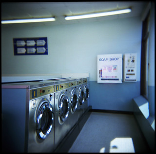 staffords launderette | bristol #1