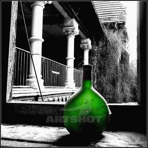 Weinflasche | Wine Bottle