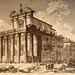 Foro Romano, Tempio di Antonino e Faustina