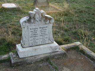 P7050023 Southwell grave  Weetangera Belconnen