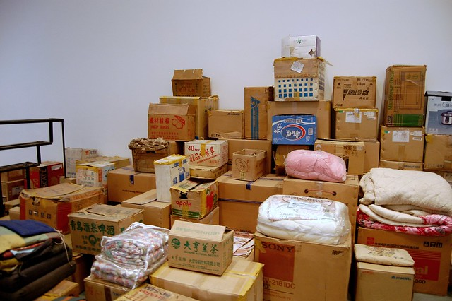 Song Dong, Waste Not, 2005