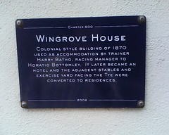 Photo of Blue plaque number 2151