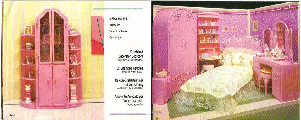 Barbie Pretty Furniture Collection #4