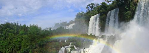 Naissance des Chutes d'Iguazu - mamojo