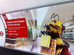 Vodafone Talk Freebee on Pay as you go