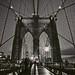 Brooklyn bridge by Greta Tu