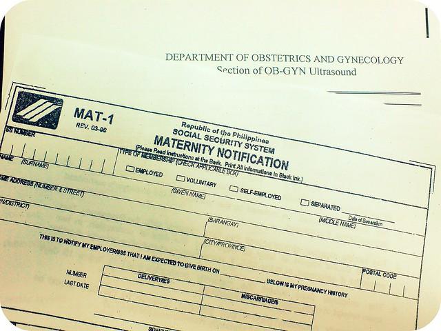 Sss Maternity Notification Form Explore Toni Girl S