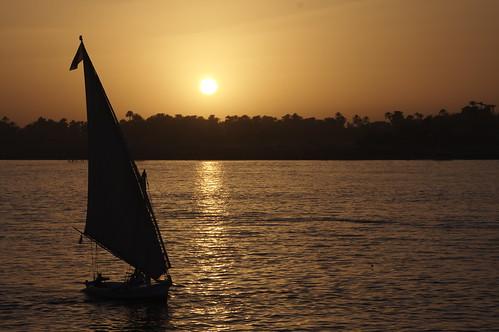 埃及 尼罗河