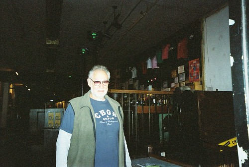 March 2004 CBGB owner Hilly Kristal