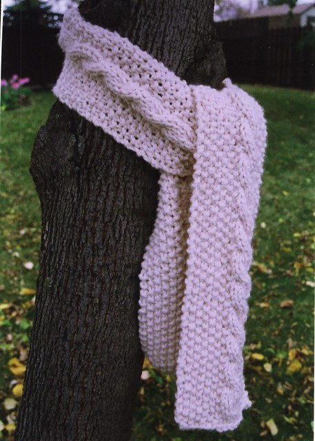 Scarf on a Tree