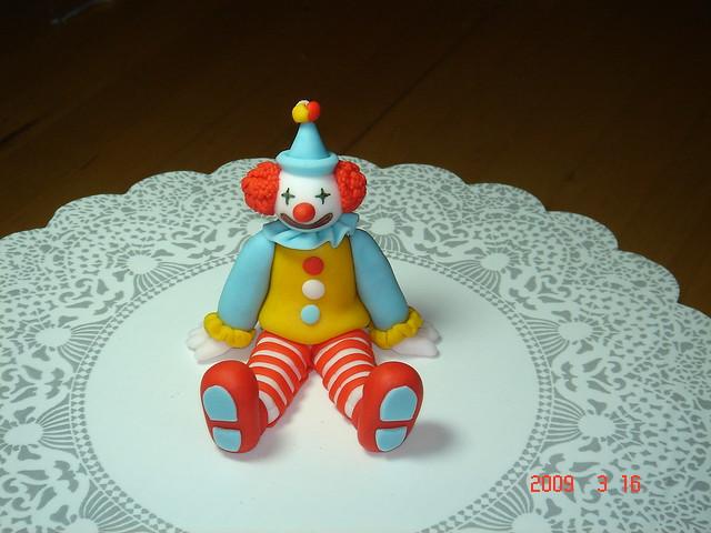 Round Cake Topper Design