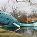 The blue whale, Catoosa OK --- Route 66