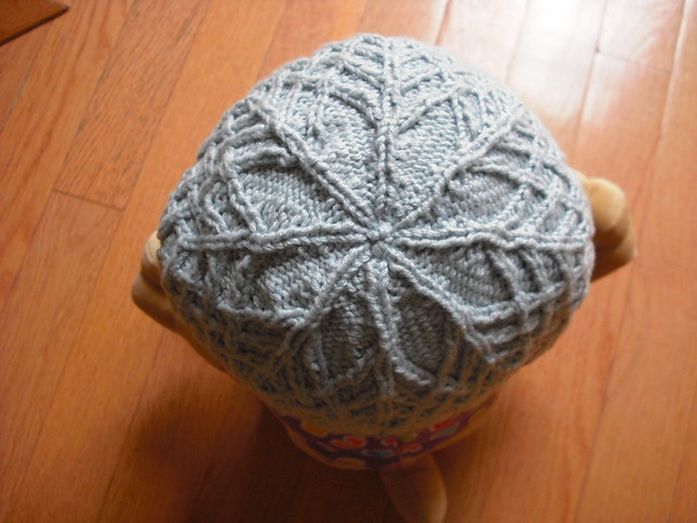 Knit Chemo Cap Pattern Patterns Gallery