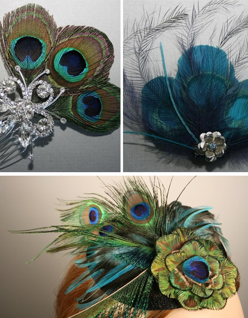 Peacock Bedroom Decorating Ideas Feather Decorations