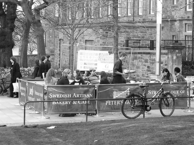 Cafe Royal Broad Street Aberdeen