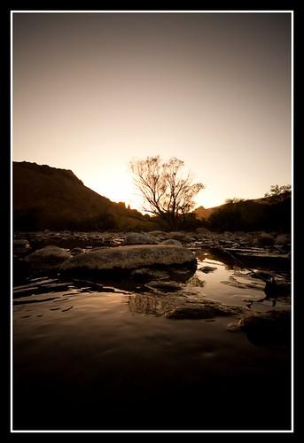 sunset patagonia argentina rio river spectacular landscape atardecer fishing paisaje amanecer sunrises junin malleo