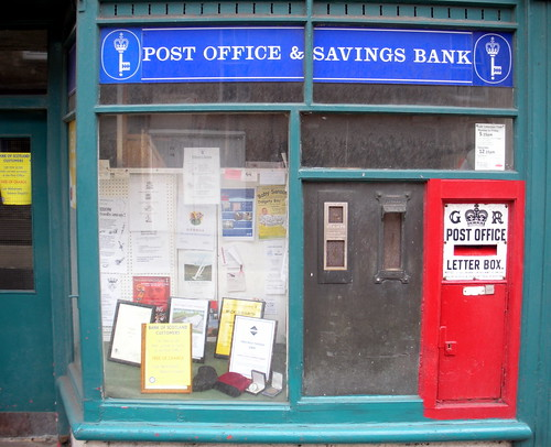 Post Office & Savings Bank