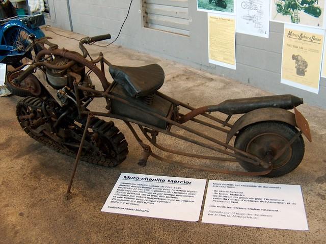 moto datant