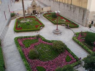 Xardíns das Burgas, Ourense